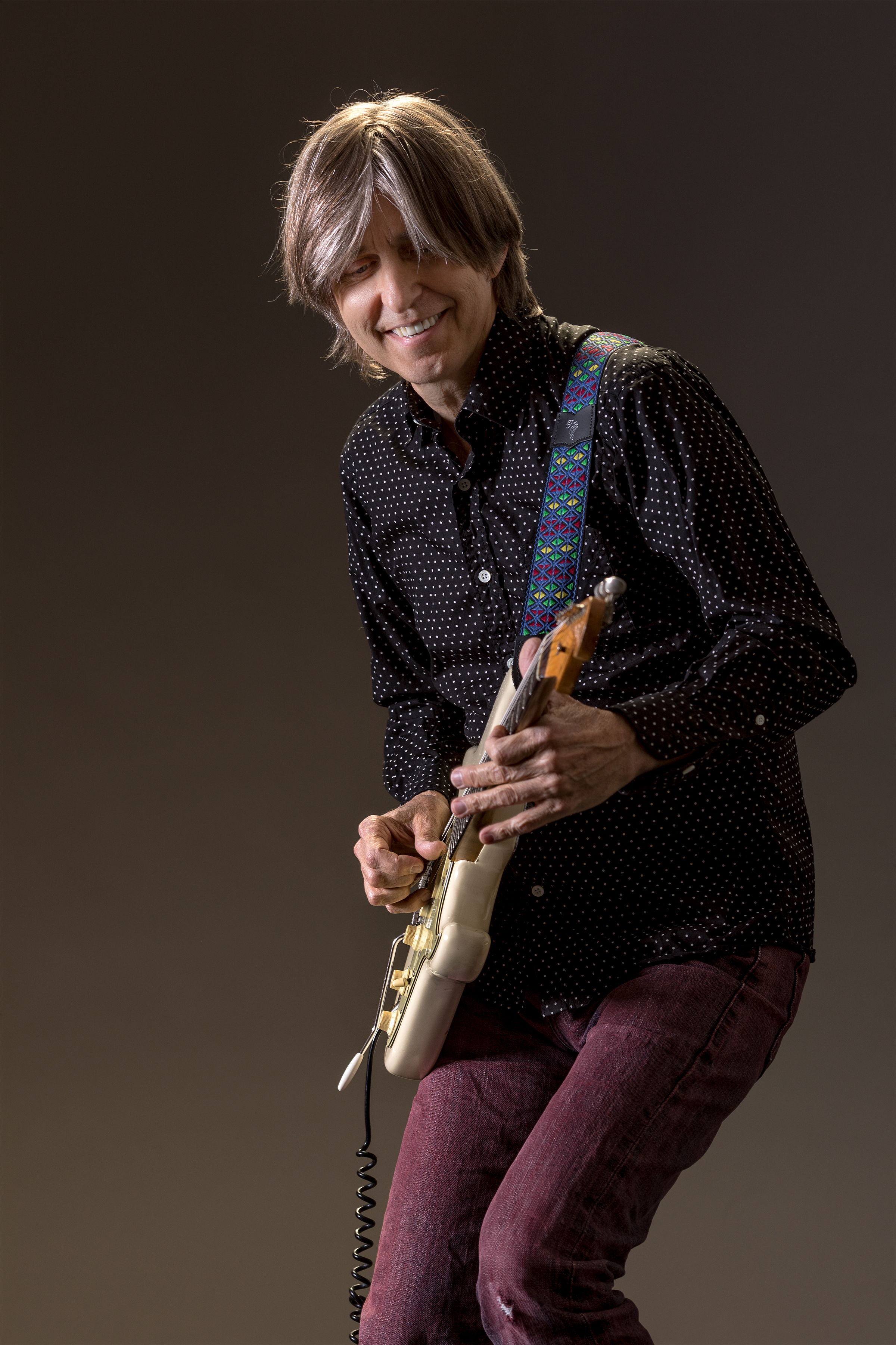 Eric Johnson by Max Crace